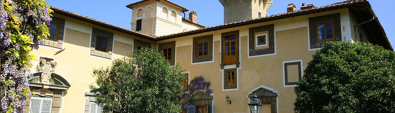 Castello di Annunziata- Anastasia