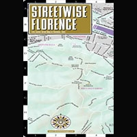 Streetwise Florence -- by Michael Brown; Map