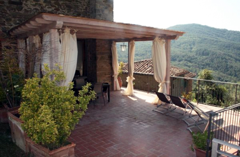 Castello Buondelmonti -  Tinaio