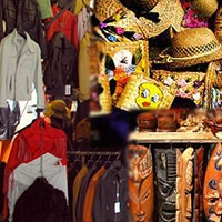 Clothing, Leather and Straw goods Markets