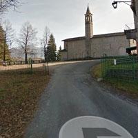 L'alberaccio - Santa Brigida Hiking Trail