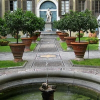 Other Gardens Florence, Italy