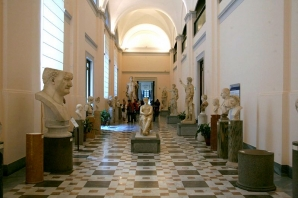 Archaeological Museum Florence, Italy