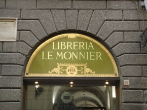 Libreria Le Monnier-Mondadori Florence, Italy