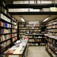 Libreria Salimbeni Florence, Italy