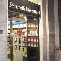 Feltrinelli International Florence, Italy