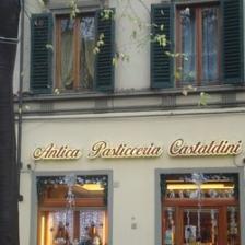 Pasticceria Castaldini Florence, Italy