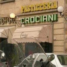 Pasticceria Crociani Florence, Italy