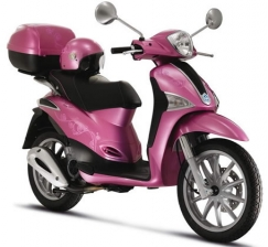Moped and Motorbike rentals Florence