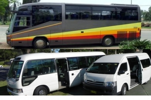 Bus, Minibus, Car & Van Rentals with driver Florence