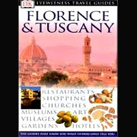 Florence & Tuscany (Eyewitness Travel Guide) -- by Anna Streiffert